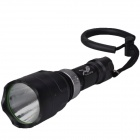 SingFire SF-922 350lm 4-Mode White Diving Flashlight w/ CREE XP-G R5 - Black (1 x 18650)