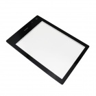 Huion LB4 17.7 Inch LED Tracing Artcraft Light Pad Light Box - Black + White