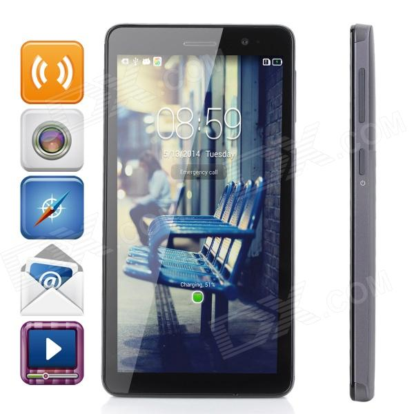 Lenovo S860 MT6582 Quad-Core Android 4.3 WCDMA Bar Phone w/ 5.3 Screen, Wi-Fi, GPS - Gray intrusion detection system architecture in wireless sensor network