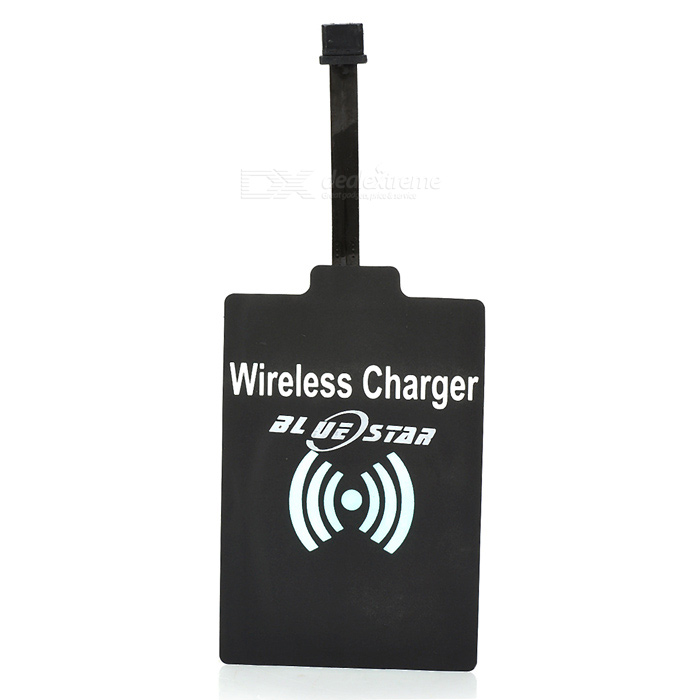 5V 1A Wireless Charger Receiver Module for MOTO G - Black