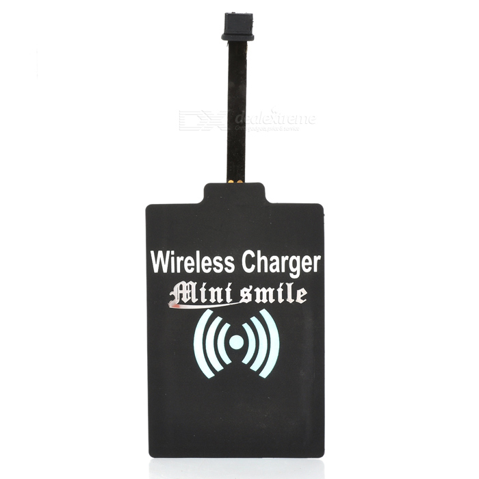 5V 1A Wireless Charger Receiver Module for LG Nexus 5 - Black