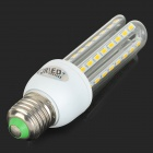 JRLED E27 12W 800lm 3300K 48-SMD 5730 LED Warm White Light Lamp