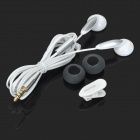 AWEI AWEI 3.5mm In-Ear Earphone w/ Microphone - White + Silver