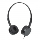 Kanen Ip-600 Portable Stereo Headphone Headset for Android / IOS / Windows Devices - Black