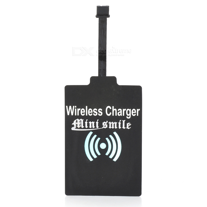 FPC 5V 1000mA QI Wireless Charger Receiver Module for LG Nexus 4 / E960 - Black universal qi wireless charger for cellphone black