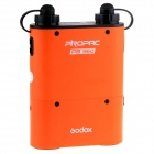 Godox 4500mAh PB960 Dual-Output Power Battery Pack for AD-180, AD-130, Canon, Nikon Flash - Orange