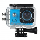 "MINISMILE SJ4000 Sports 1.5"" TFT Screen WiFi HD 1080P Wide-Angle DV Video Camera Camcorder - Blue"