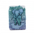 Elephant Pattern 360 Degree Rotating PU Leather Full Body Case with Stand for IPAD MINI 1 / MINI 2