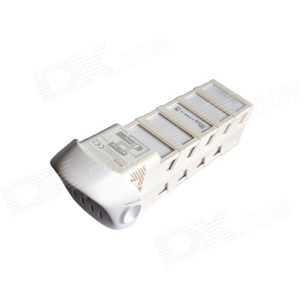 Walkera TALI H500-Z-22 22.2V 5400mAh Lithium Battery for R/C Hexacopter - White