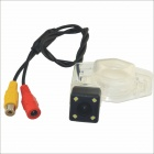 Carking Z1408011 Waterproof Car CCD HD Reversing Rear View Camera w/ 4 LEDs for Honda 2012 CRV / Fit