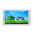 ACSON M700 7'' Android 4.2 Dual Core Tablet PC w/ 512 RAM, 4GB ROM, Dual Camera, 3G Call, 2-SIM