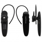 Bluetooth V4.0 Handsfree Stereo Headset with Microphone - Black