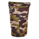 CADEN Protective High Elastic Waterproof Cloth Bag for DSLR Camera Lens - AT Camouflage (Size XXL)