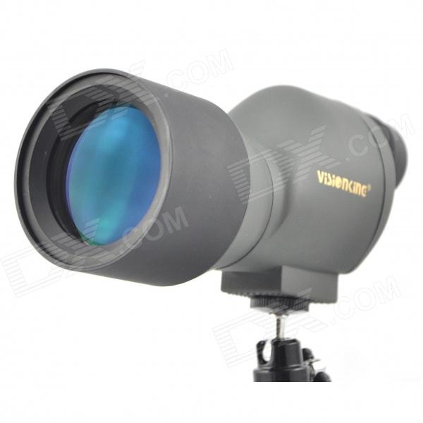 Visionking 20x50 Waterproof Spotting Scope for Birdwatching Hunting with Tripod - Dark Green