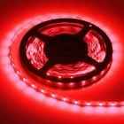 HML N56 72W 5000lm 655nm 300-SMD 5630 LED Red Light Strip w/ Mini Controller - White (DC 12V / 5M)