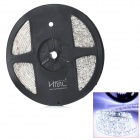 HML Water-resistant 48W 2300lm 6500K 600-SMD 3528 LED White Light Strip - White + Yellow (12V / 5M)