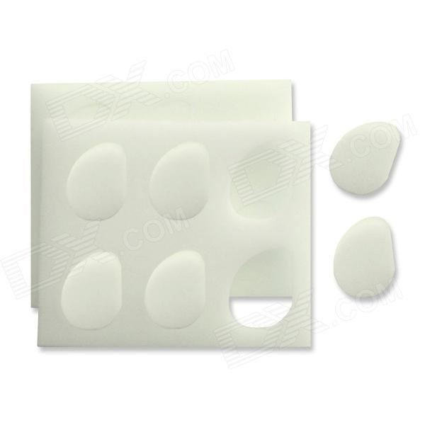 WoodyKnows Replacement Nano Foam Filters for Super Defense Nose / Nasal Filters (Size IVS) - DXHealth Assistants<br>Color White Brand WoodyKnows Model IVS Material Nano foam Quantity 1 Set Shade Of Color White Display No Control Mode No Target Position Nose Physical therapy function Block airborne allergens Power Supply OthersNo Plug Specifications No Certification Test report of Nelson lab Other Features Protects against PM 2.5 haze or influenza. Packing List 24 x Pairs of filters 4 x Small plastic bags 1 x Big plastic bag<br>