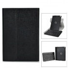 Detachable TPU + ABS Bluetooth V3.0 59-Key Keyboard Case for RETINA IPAD MINI / MINI 1 - Black