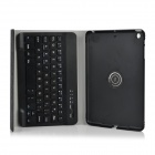 TPU détachable + ABS Bluetooth V3.0 59-Key Keyboard Case pour RETINA IPAD MINI / MINI 1 - noir