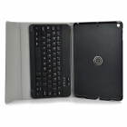 TPU détachable + ABS Bluetooth V3.0 64-Key Keyboard Case w / housse pour IPAD AIR / IPAD 5 - noir