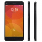 "Xiaomi 4 Quad-core Android 4.4.3 Bar Phone w/ 5.0"" Screen, RAM 3GB, ROM 16GB - Black (PRESALE)"