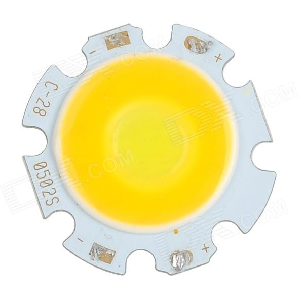 JRLED JRLED-5W-COB-20D 5W 300lm 20-COB LED White / Warm White Light Module - White + Yellow (16~18V)