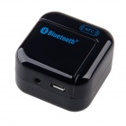 H-266 Bluetooth V2.1 Music Audio Receiver w/ NFC - Black