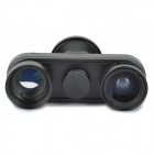 4-in-1 40X  / Self-timer Fish Eye + Macro + 180 Degree Wide Angle Lens for IPHONE 5 / 5S - Black