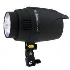 FUSHI Tong P-250 Portable 250W IR Remote Control Photography Flash Lamp / Strobe Light - Black