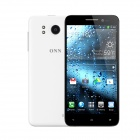 "ONN  V8 tiger2 Android 4.2 Quad-Core Phone w/ 5.0"" HD, 1GB RAM, 4GB ROM, Dual-SIM - Black + White"