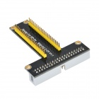 Type-T GPIO Expansion Board Accessory for Raspberry Pi B+ - Black