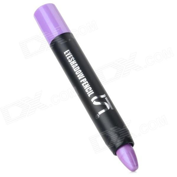 IS Cosmetic Makeup Waterproof Eye Shadow / Eyeliner Pen - Purple (4g)