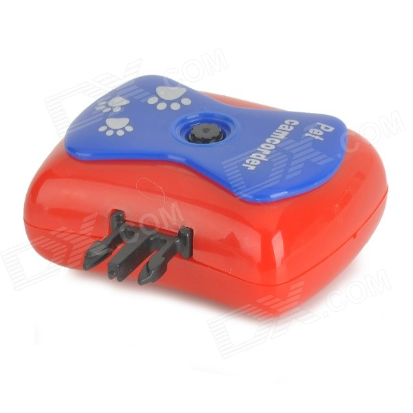 0.8 LCD Display Portable Pet Dog Camcorder - Red + Blue lc171w03 b4k1 lcd display screens