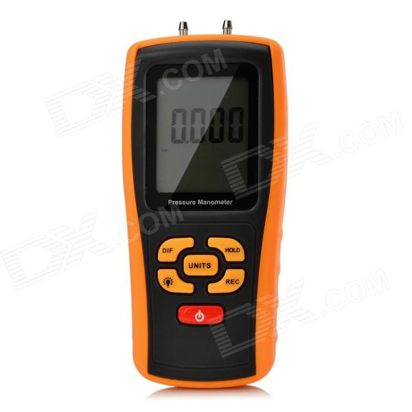 BENETECH GM510 2.6 LCD Handheld Pressure Manometer - Orange + Black (4 x AAA) spectral matching of earthquake gm using wavelets and broyden updating