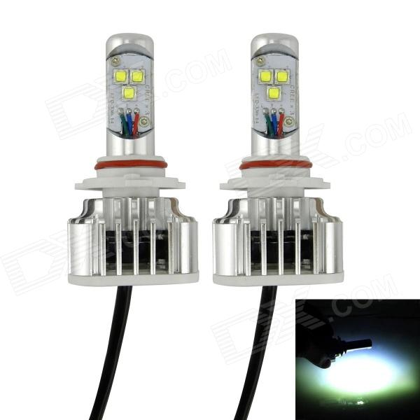 In-Color 9006 / HB4 30W 6000K 3000LM LED Lumière de voiture blanche Lightlight / Foglight w / CREE (2PCS / 8 ~ 48V)