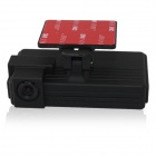 VACRON CBE-25 720P 1.0MP CMOS 120' Wide Angle Car DVR w/ GPS,G-sensor, IR Night Vision - Black