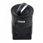 MaiTech 12V 2A Car Headlight Switch - Black