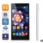 "HTM M3 MTK6572 Dual-Core Android 4.2 WCDMA Phone w/ 5.0"" Capacitive, Wi-Fi and GPS - White"