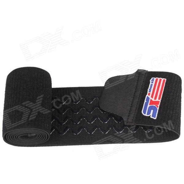 ShuoXin SX621 Multifunctional Adjustable Bandage for Knee / Elbow / Ankle / Thigh Protection - Black