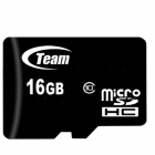 Team TUSDH16GCL1003 Micro SDHC / TF Memory Card (16GB / Class 10)