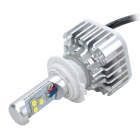 In-Color H7 30W 6000K 3000LM LED Vitljus Billampa / Dimljus w / CREE (2PCS / 8 ~ 48V)