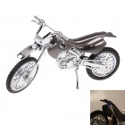 Creative Motorcycle Model Decoration Windproof Butane Lighter - Tarnish