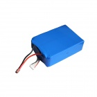 9imod 22.2V 16300mAh Li-po Battery for Eight-axis / Multi-axis FPV Aircraft - Sapphire Blue
