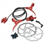 LONGDUN LF-820 Mountain Road Bike Bicycle Disc Brake - Red + Black