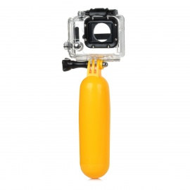 G086 Waterproof Protective Case + Floating Grip Handle Mount Set w/ Strap for GoPro Hero 3