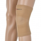 CAMEWIN 0869 Sports Nylon + Latex Knee Support Guard Protector Sleeve - Khaki (L)