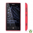 "Refurbished NOKIA Lumia 520 Windows Phone 8 Dual-core WCDMA Phone w/ 4.0"" Screen, ROM 8GB - Red"
