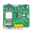 ZAP ZAP-HD8200 CGA / EGA / YUV to VGA Game Converter Board Module - Green