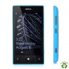 "Refurbished NOKIA Lumia 520 Windows Phone 8 Dual-core WCDMA Phone w/ 4.0"" Screen, ROM 8GB - Blue"