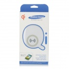 Blue Star QI Standard Anti-slip Wireless Charger + Charging Cable for Cellphone